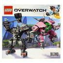 Lego-Overwatch-DVa---Reinhardt
