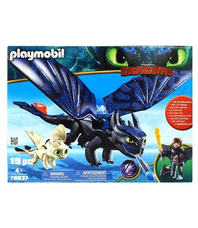 Playmobil-Dragons-3-Hipo-Desdentao-y-Bebe-Dragon