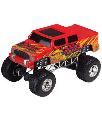 Vehiculo-4x4-Rojo