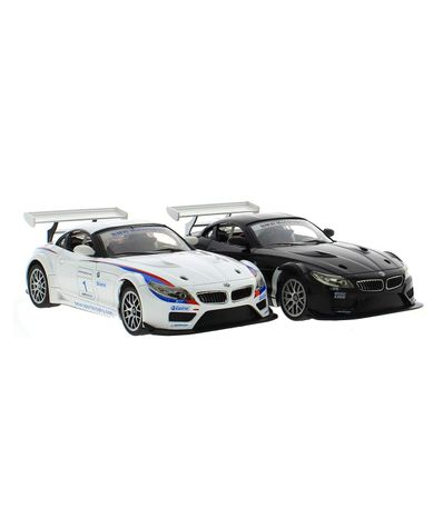 Set-2-carros-BMW-Z-4-GT3-a-Escala-1-18