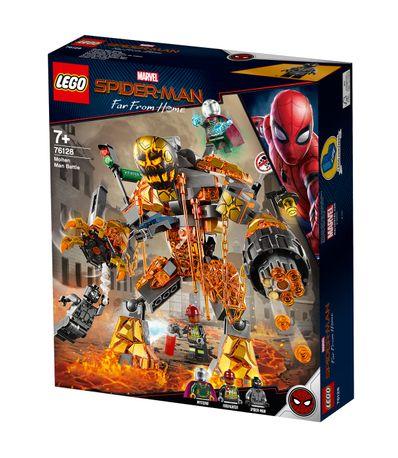 Lego-Heroes-Spiderman-Batalla-contra-Molten-Man