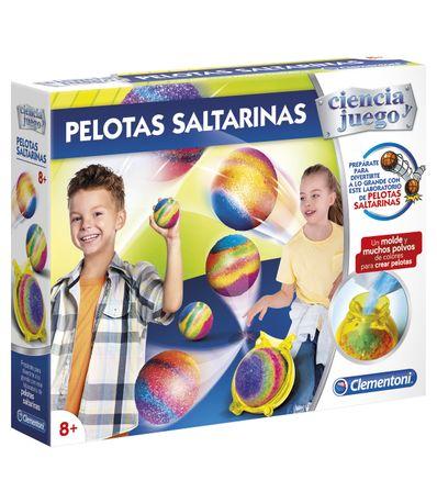 Pelotas-Saltarina