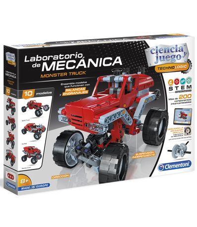 Laboratorio-de-Mecanica-Monster-Truck