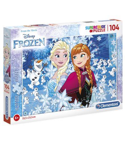Frozen-Puzzle-Glitter-104-Piezas