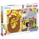 Disney-Classic-Puzzle-3x48-Piezas