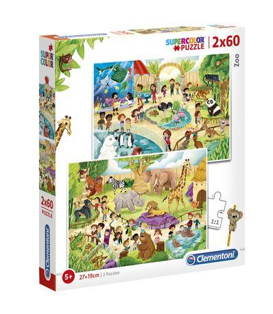 Puzzle-Zoo-2x60-Piezas