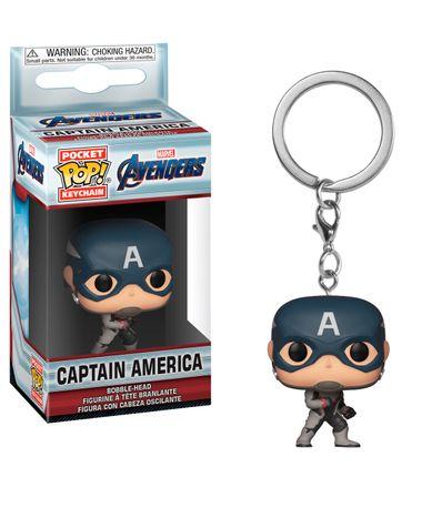 Llavero-Funko-Pop-Capitan-America