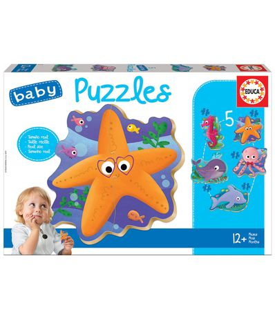 Baby-Puzzles-Animales-Marinos