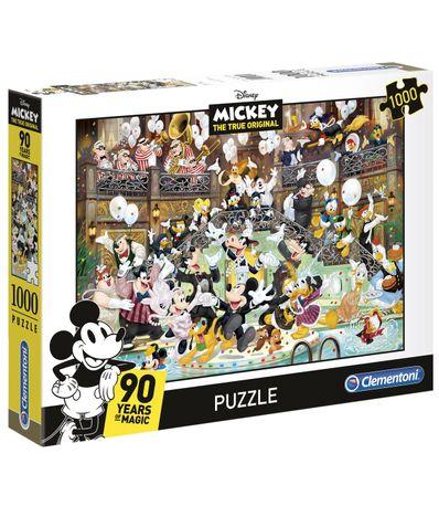 Mickey-Mouse-Puzzle-90-Aniversario-1000-Piezas