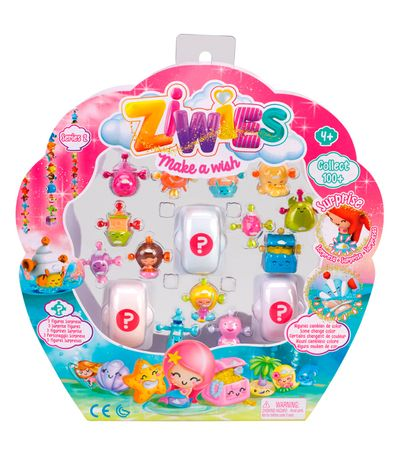 Ziwies-Pack-16-Figuras-Sorpresa
