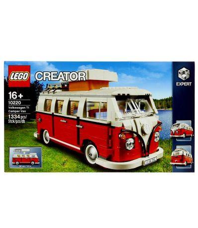 Criador-de-Lego-furgo-Volkswagen-T1