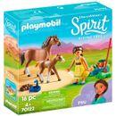 Playmobil-Spirit-Riding-Free-Pru-com-Cavalos