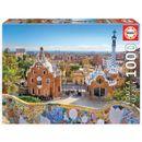 Puzzle-View-of-Barcelona-1000-Pecas