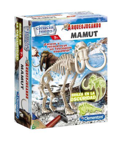 Arqueojugando-Mamut