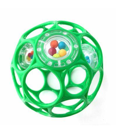 Chocalho-bola-verde