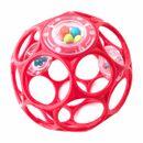 Chocalho-bola-vermelha