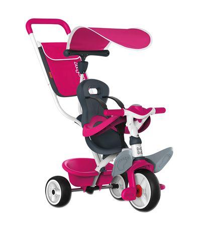 Triciclo-de-bebe-rosa-Balade