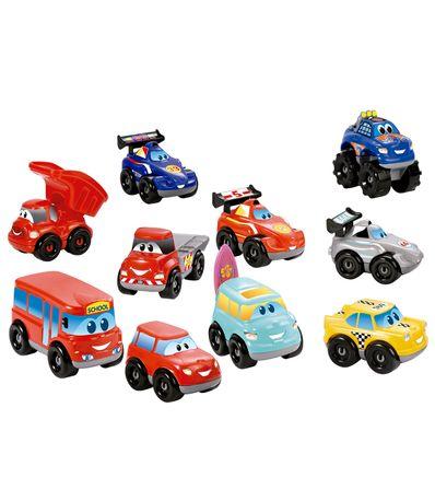 Abrick-Car-Set