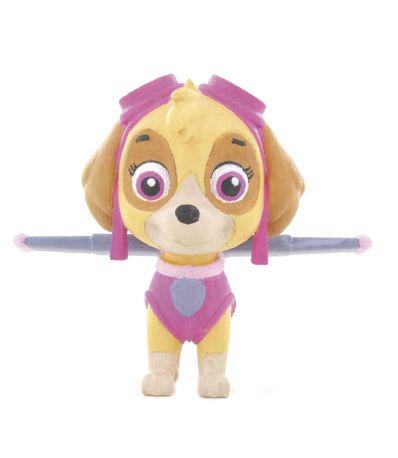Figurine-De-Patrouille-Canine-PVC-Skye