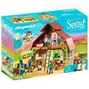 Ecurie-Playmobil-Spirit-Riding-Free