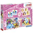 Princesses-Disney-Puzzle-2x30-dominos-et-memoire