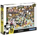 Mickey-Mouse-Puzzle-90-Anniversaire-1000-Pieces