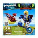Playmobil-Dragon-Astrid-com-Hobglutao