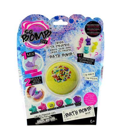 Kit-Bomba-de-Baño-Bola-Amarilla