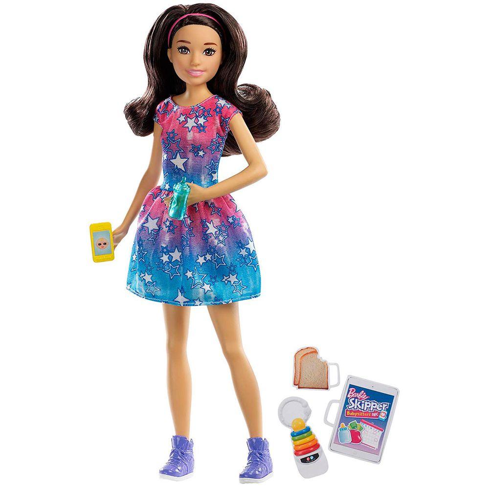 Skipper De Morena Canguro Bebés Barbie nwXO08Pk