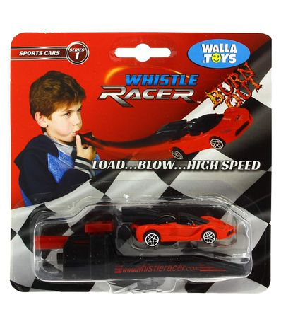 Whistle-Racers-Coche-Burn-Out