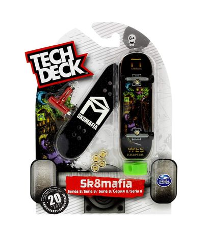 Tech-Deck-Mini-Monopatin-Sk8mafia-Wes-Kremor