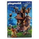Playmobil-Knights-Fortaleza-Movil-Gnomos