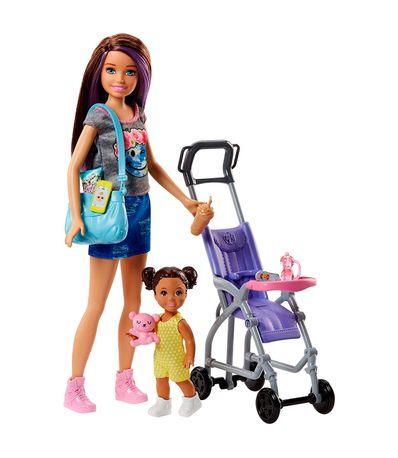 Barbie-Canguru-com-Acessorios-para-Caminhada