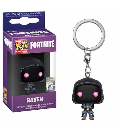 Llavero-Funko-Pop-Raven-Fortnite