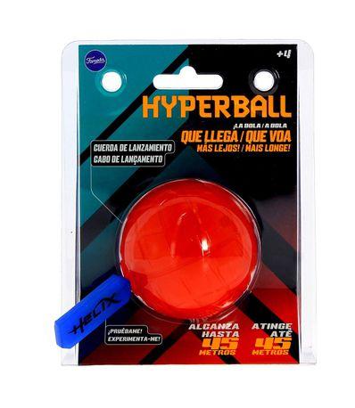Aqua-Force-Hyper-Ball-Vermelho