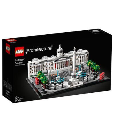 Lego-Arquitetura-Trafalgar-Square