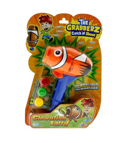 Jogo-Grabber-Lancador-Clownfish-Larry