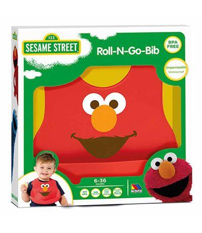 Elmo-Silicone-Roll-up-Bib