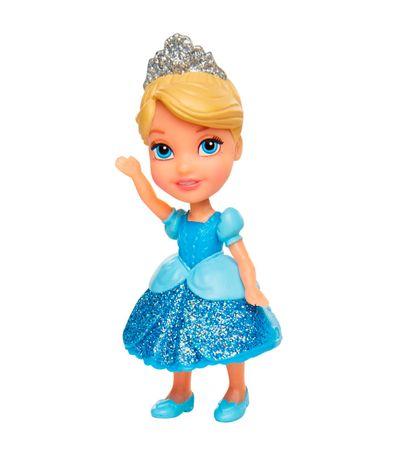 Disney-Princess-Mini-Boneca-Cinderela-Azul