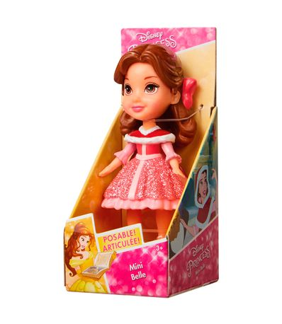 Disney-Princess-Mini-Boneca-Bella-Rosa