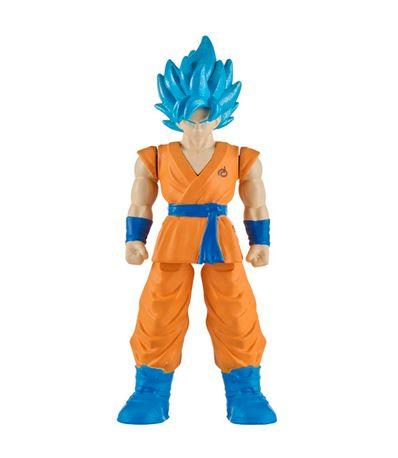 Figurine-De-Combat-De-Dragon-Ball-SS-Goku-Bleu