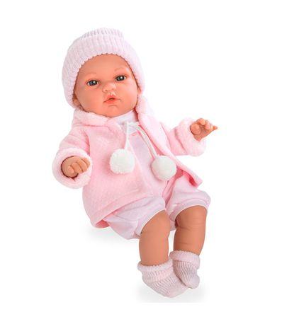 Muñeca-Bebe-Natal-Rosa-Elegance
