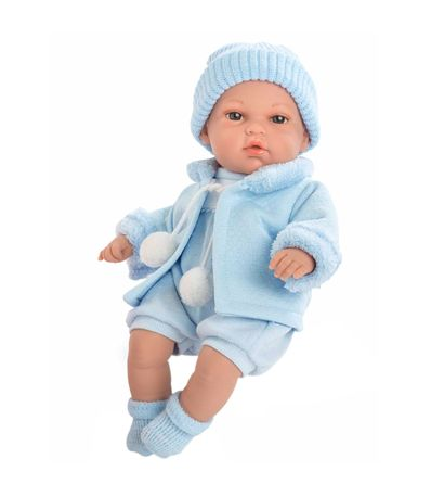 Boneca-Bebe-Natal-Azul-Elegancia