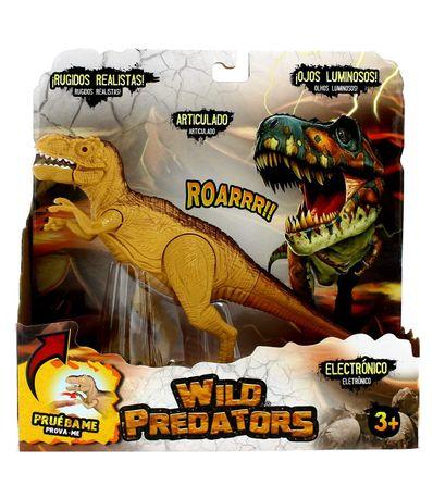 Dinosaurio-Tyrannosaurus-Rex-Pequeño-con-Sonido