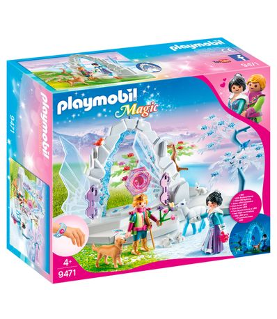 Playmobil-Magic-Portal-de-Cristal-Mundo-Invierno