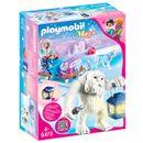 Playmobil-Trol-de-Nieve-con-Trineo