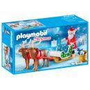 Playmobil-Christmas-Papa-Noel-con-Reno