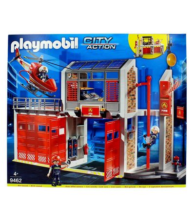 Playmobil-City-Action-Parque-de-Bomberos