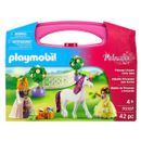 Playmobil-Princesse-Princesse-et-Licorne-Porte-documents