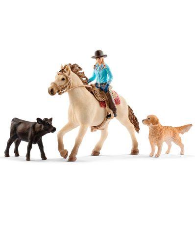 Figura-Definir-Horsemanship-Oeste-Selvagem